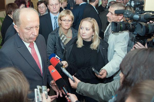 Kubilius chce dobrych stosunków z Polską