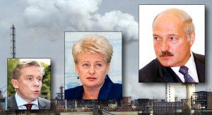 Chociaż wypowiedź ministra Ažubalisa okazała się źle zinterpretowana, to jednak interpretacja ta nie odbiega od stanowiska prezydent Grybauskaitė, która stale broni reżimu Łukaszenki Fot. Marian Paluszkiewicz