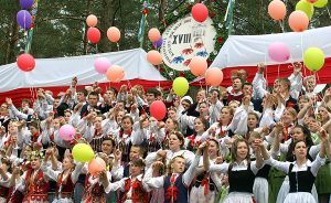 Festiwal wraca po 5-letniej przerwie Fot. Marian Palushkiewicz