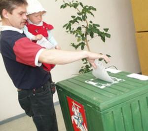 Jeśli referenda odbędą się razem z wyborami, to niewątpliwie zwiększy to frekwencję podczas wyborów Fot. Marian Paluszkiewicz