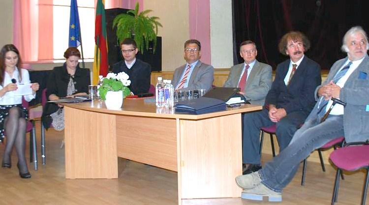 W konferencji wzięła udział znakomita kadra profesorska Uniwersytetu Wrocławskiego