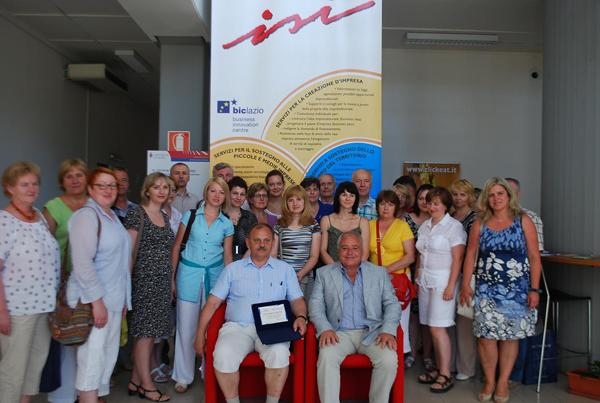 Wyjazd studyjny Solecznickiej Grupy Działania do Włoch