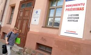 W tym roku o studia na uniwersytetach czy w kolegiach ubiega się blisko 44 tys. osób Fot. Marian Paluszkiewicz
