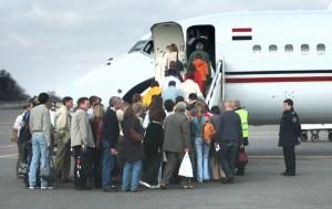 Nad emigracją w najbliższym czasie zastanawia się aż 35 proc. mieszkańców       Fot. Marian Paluszkiewicz