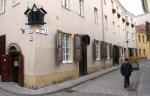 Punkt centralny całej tej zamkniętej w sobie dzielnicy stanowił Dziedziniec Szkolny przy ul. Żydowskiej Fot. Marian Paluszkiewicz