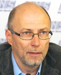 Audrius Jurgelevičius Fot. Marian Paluszkiewicz