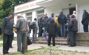 Dziennie do stołówki na Lipówce przychodzi około 280 osób    Fot. Marian Paluszkiewicz