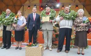 Wybrano najlepszych rolników roku Fot. Marian Paluszkiewicz