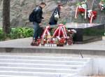 Prace na wojskowym cmentarzu Rossy dobiegają końca Fot. Marian Paluszkiewicz