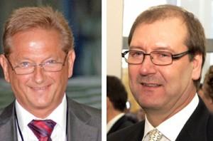 ajbogatszymi kandydatami do litewskiego parlamentu są Rosjanie Władimir Romanow i Wiktor Uspaskich              Fot. Marian Paluszkiewicz