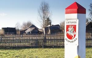 Stepan Zacharczenko nielegalnie przekroczył granicę Litwy i Białorusi w lipcu ubiegłego roku Fot. Marian Paluszkiewicz
