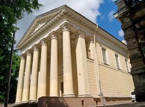 Wileński kościół ewangelicko-reformowany Fot. Marian Paluszkiewicz