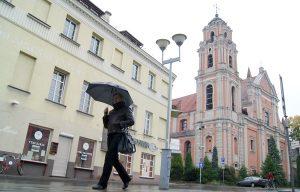 W wileńskim kościele pw. Wszystkich Świętych odbyła się szczególna uroczystość  Fot. Marian Paluszkiewicz