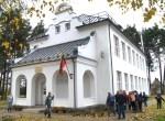 Kto by pomyślał patrząc na ten tak pięknie odrestaurowany pałacyk, że liczy już 80 lat Fot. Marian Paluszkiewicz