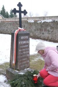 Światełko dla Jana Śniadeckiego Fot. Marian Paluszkiewicz