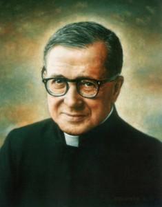 Św. Josemaria Escriva  Fot. archiwum
