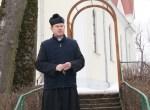 """""""W miejsce Boga i wołania do Niego, wstawiliśmy wywoływanie duchów"""" — ks. Józef Aszkiełowicz Fot. Marian Paluszkiewicz"""