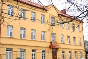 Wileńskie Centrum Nauczania Dorosłych — jedyna trójjęzyczna placówka na Litwie Fot. Marian Paluszkiewicz