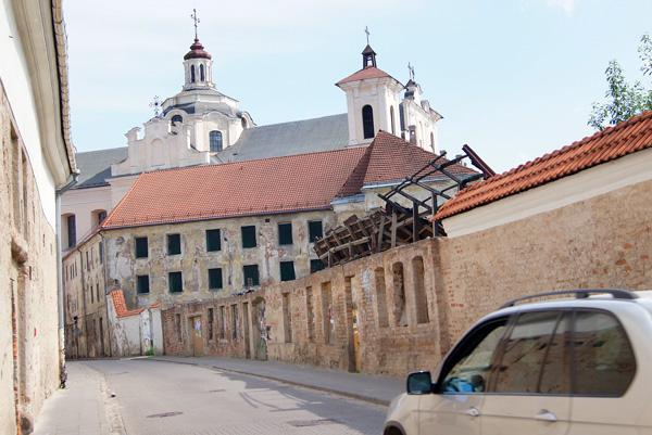 Zakony katolickie męskie w Wilnie (1)