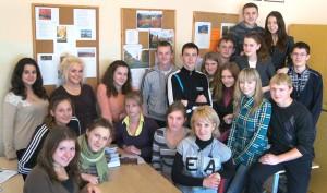 Szkoła może być dumna także ze swoich uczniów: ich osiągnięcia cieszą niezmiennie nauczycieli Fot. Marian Paluszkiewicz