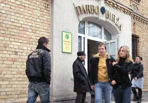Posiadanie dyplomu nie gwarantuje zatrudnienia Fot. Marian Paluszkiewicz