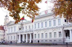 W okresie miedzywojennym klasztor i dom starców działały przy placu Napoleona (Daukanto) Fot. Marian Paluszkiewicz