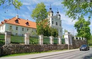 Drugi klasztor wzniesiono w Starej Słobodzie nad Wilią na początku XVIII, później to miejsce nazwano Trypolem<br/>Fot. Marian Paluszkiewicz
