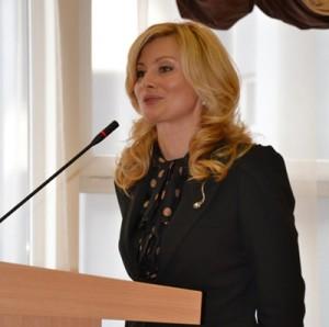Zastępca dyrektora Administracji Samorządu Rejonu Wileńskiego Rita Tamašunienė została nowo wybraną posłanką na Sejm RL