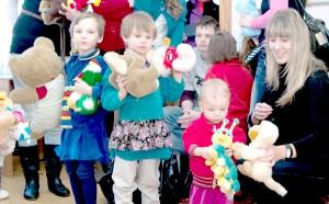 Są ludzie, którym los dzieci porzuconych nie jest obcyFot. Marian Paluszkiewicz