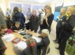 Uczniowie doskonalili nawyki językowe, wspólnie pracowali nad słowniczkiem wyrazów związanych z morzem