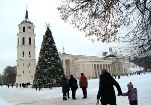 Dzwonnicę w byłej baszcie Zamku Dolnego umieszczono na początku XV wieku  Fot. Marian Paluszkiewicz