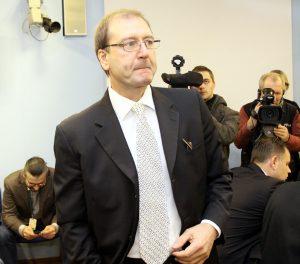 W głosowaniu zabrakło jednego głosu do odroczenia decyzji o pozbawieniu Wiktora Uspaskicha immunitetu poselskiego     Fot. ELTA