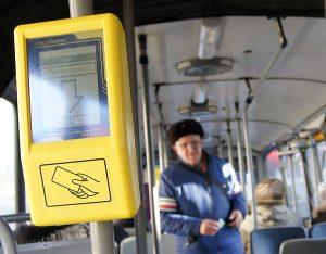 Za przykładem Wilna w Tallinie działa od 1 stycznia system elektronicznych biletów, ale — podobnie jak w Wilnie — tamtejszy system działa również niesprawnie Fot. Marian Paluszkiewicz
