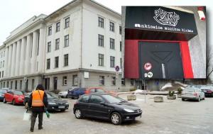 """W klubie """"Metro"""" na Górze Bouffałowej zapowiada się koncert antykomunistyczny, na którym mają zagrać Diktatūra i Lunikoff Fot. Marian Paluszkiewicz"""