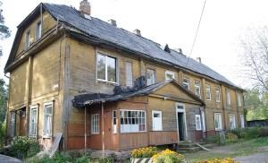 Urszulanki miały kilka domów w Czarnym Borze pod Wilnem Fot. Marian Paluszkiewicz