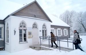 Muzeum Powstania 1863 roku mieści się w pięknie odrestaurowanym byłym dworku barona Stanisława Szylinga Fot. Marian Paluszkiewicz