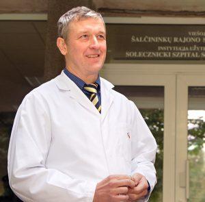 Zbigniew Siemienowicz Fot. Marian Paluszkiewicz