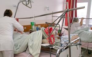Szpitale państwowe są w trudnej sytuacji finansowej Fot. Marian Paluszkiewicz