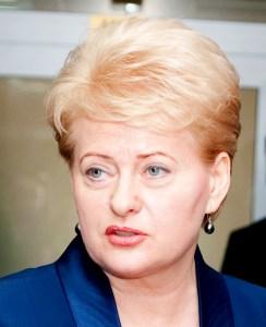 Prezydent Grybauskaitė oczekuje od Rosji szacunku w relacjach dwustronnych Fot. Marian Paluszkiewicz
