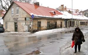 Był w Wilnie lokal specjalny, należał do cioci Rózi przy ulicy Mostowej pod numerem 19... Fot. Marian Paluszkiewicz