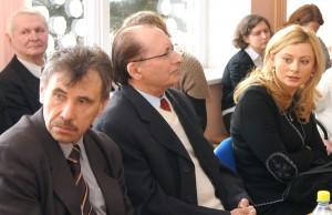 Posłowie z ramienia AWPL Fot. Marian Paluszkiewicz