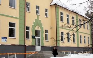 Dom Dziecka w Podbrodziu został pięknie odrestaurowany z unijnych środków Fot. Marian Paluszkiewicz