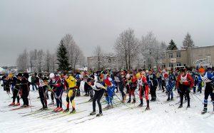 W tegorocznym maratonie wzięła udział rekordowa liczba narciarzy – 210