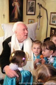 Ksiądz prałat Józef Obrembski wychował wiele pokoleń Polaków-katolików