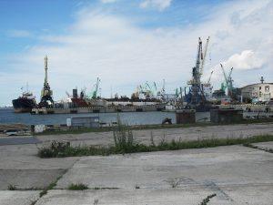 Port w Kłajpedzie do dziś ma strategiczne znaczenie dla gospodarki Litwy