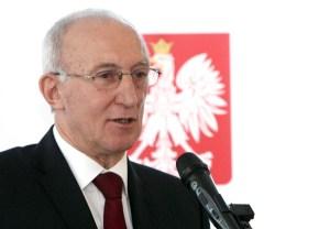 Radca-minister Henryk Szymański pozytywnie ocenił rozwój współpracy gospodarczej pomiędzy Polską a Litwą Fot. Marian Paluszkiewicz