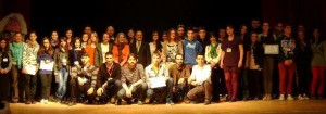 Uczniowie z rejonu wileńskiego opowiedzieli o historii i kulturze Litwy, o rozwoju stosunków litewsko-tureckich