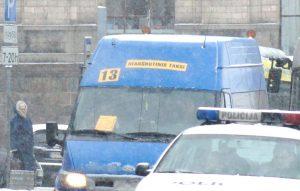 Przewoźnicy ekspresowi sprzeciwiają się planom Wilna wyniesienia ich z centrum stolicy na peryferia miasta  Fot. Marian Paluszkiewicz