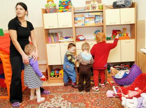 Na Litwie dzieci są zabierane rodzinom, wtedy gdy życiu dziecka zagraża niebezpieczeństwo    Fot. Marian Paluszkiewicz