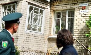 Polskie nazwy ulic na domach Polaków mogą ich kosztować cały majątek Fot. Marian Paluszkiewicz